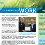 Your Money at Work Newsletter Summer 2017