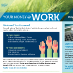 Your Money At Work Winter 2020
